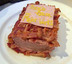 Francis Bacon: The Major Works (edible books | Edible Book Festival — WNYBAC)
