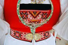 Norwegian Folk Costume