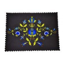 Washer black patterns Kashubian II