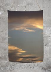 Oversized Merino Wool - Heavenly By Photosbycris by VIDA Original Artist Wool Scarf, Heavenly, Airplane View, Merino Wool, Around The Worlds, Tapestry, The Originals, Elegant, Artwork