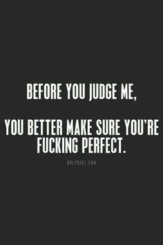 make damn sure!