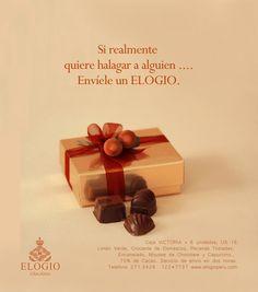 ELOGIO Chocolates. Lima, Perú.