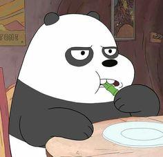 My Wallpaper [ ✔ ] Bear Wallpaper, Wallpaper Iphone Cute, Cartoon Icons, Cartoon Characters, Panda Icon, We Bare Bears Wallpapers, We Bear, Cartoon Profile Pics, Cute Bears