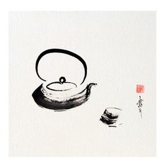 Sumi E Painting, Japan Painting, Chinese Painting, Soft Pastel Art, Japanese Drawings, Traditional Japanese Art, Tinta China, China Art, Pencil Art Drawings
