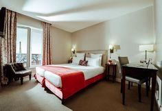 Paris, Bed, Furniture, Home Decor, House Decorations, Tour Eiffel, Hotels, Towers, Home