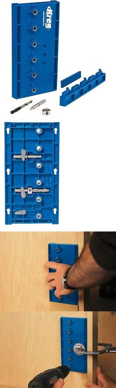 Jigs and Templates 179686: Kreg Kma3200 Shelf Pin Drilling Jig -> BUY IT NOW ONLY: $38.16 on eBay!