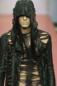 Post Apocalyptic fashion | jacket clothes post apocalyptic apocolypse black fashion sexy burning ...