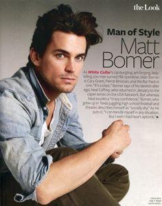Matt Bomer oh good god