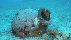 Archaeologists discover 22 ancient amphoras off Albania coast - Daily Sabah Rocky Shore, Albania, Archaeology, Coast, Science