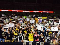 In February 2014, ESPN Gameday came to #CUBoulder. The C-Unit, our amazing student section, came out in force. Go Buffs!