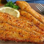 "Broiled Cajun Catfish In honor of National Catfish Day,"" try this broiled Cajun catfish, that has just the kick you're looking for. Calories - 250 Carbohydrates - 12g Saturated Fat - 3g Protein - 24g Sodium - 380mg Dietary Fiber - 2g"