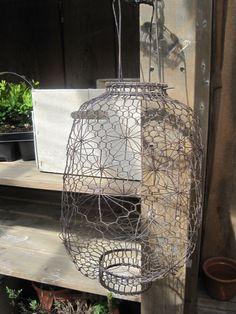 chicken wire idea