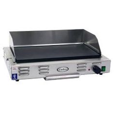 $296 - Cadco - CG-20 - 220V Electric Countertop Griddle image