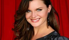 The Bold and the Beautiful fans won't want to miss out on CBS' The Talk today, because Emmy-winning actress Heather Tom (Katie Logan) will be co-hosting the popular talk show.