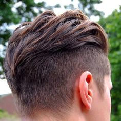 Back of hair!