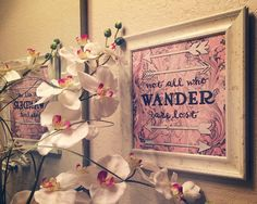 Not All Who Wander A