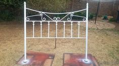 Wrought Iron Headset Burglar Bars, Security Gates, Entrance Gates, Wrought Iron, Headset, Garden Tools, Home Improvement, Commercial, Safety Gates