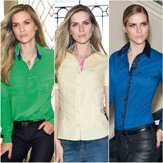 Camisas Dudalina Feminina, exclusividade, autenticidade, originalidade da #casualdenovamutum 65 3308 4200