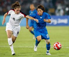 After Japan was swept by the March 11, 2011, earthquake and subsequent tsunami and nuclear disaster, the country had two sets of heroes—the recovery workers who braved the many dangers of the disaster zone, and the players of the women's national soccer team. In a run that included a 3–1 victory over Sweden, the team kept their nation on the edge of its seat, while the team's coach inspired the players before games with pictures of Japan's ravaged coast.