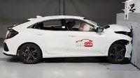 2018 Honda Civic HatchBack Crash Test: Earns 5-Star Safety Ratings | BELCAR - Funny Videos at Videobash