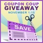 Giveaway Alert: Join Coupon Coup (Open US)