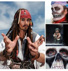 Emma Wood - Just a bit different blog about Hastings Pirate Day, a growing tradition in these parts