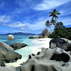 D'Argent Beach, Republic of Seychelles