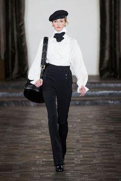 Ralph Lauren Review | Fashion Week Fall 2013