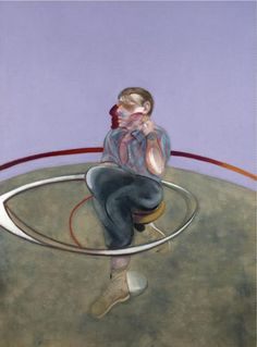 Francis Bacon - autoportrait