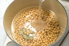 To Cook Chickpeas How to Cook Dried Chickpeas (Ultimate Guide) Chickpea Recipes, Vegetarian Recipes, Healthy Recipes, Healthy Food, Healthy Eating, Vegetarian Protein, Quick Soak Beans, Chic Peas, Recipes