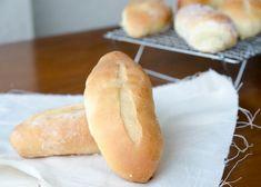 Pão para cachorro quente caseiro e fofinho | A casa encantada