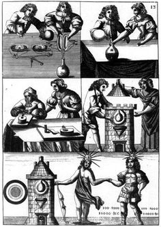 Mutus Liber Plate 13 http://hermetic.com/caduceus/articles/1/4/mutus-liber.html