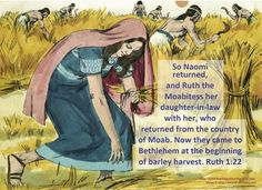 Ruth lesson, ideas and printables #Biblefun #OTBiblelesson