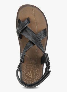 Buy Alberto Torresi Black Sandals for Men Online India, Best Prices, Reviews | AL005SH70XPXINDFAS Male Sandals, Women Sandals, Black Sandals, Leather Sandals, Flip Flop Sandals, Flip Flops, Sandals Online, Men Online, Bow Ties