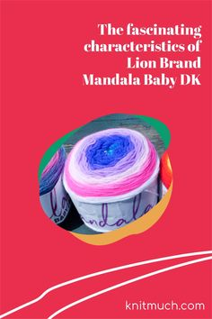 Cynthia MacDougall reviews Lion Brand Mandala Baby DK. Its gauge, how it knits up and what its best suited for. Join her on this week's exploration of Mandala Baby DK. 💜😊 #Lionbrand #Lionbrandyarn #Yarn #Yarnaddict #Knittingtutorials Sport Weight Yarn, Dk Weight Yarn, Double Knitting, Baby Knitting, Rainbow Falls, Lion Brand Yarn, Wishing Well, Mom And Dad, Yarns