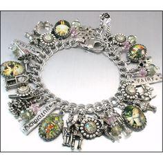 The Nutcracker Charm Bracelet, Silver Christmas Jewelry, Nutcracker... ($97) ❤ liked on Polyvore