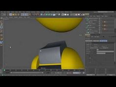 Build & Animate a Two-Legged Walker in C4D: Part 1 - Tuts+ 3D & Motion Graphics Tutorial