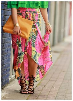 Drew Clutch - Elaine Turner Trending Now, Green Tops, Boho Outfits, Sewing, My Style, Tips, Skirts, Summer, Clothes