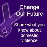 Domestic Violence Awareness Month  Posted on October 8, 2012 by Kellie Holly