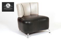 Fauteuil Alonzo très confortable de création québecoise. 1 299.00$ - Concept Genesys Oeuvres, Concept, Chair, Design, Furniture, Home Decor, Real Leather, Lounge Chairs, Recliner