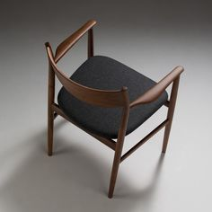 KAMUY Armchair (upholstered seat) | CONDE HOUSE