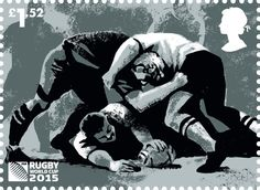Rugby World Cup Stamps | Post Office - available from 18th September 2015