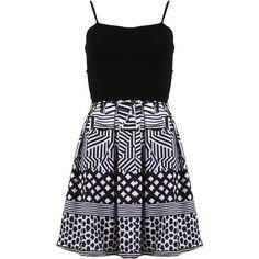 Fracomina Tank Dress ($115) ❤ liked on Polyvore featuring dresses, vestidos, tank dress, fracomina, tanktop dress, tank top dress and jersey tank dress