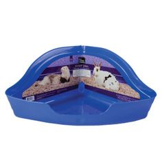 All Living Things® Small Animal Litter Pan | Litter Pans | PetSmart