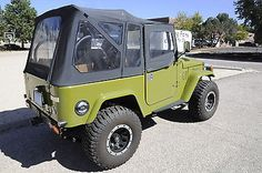 1974-Toyota-Land-Cruiser-Olive-Green-Restored