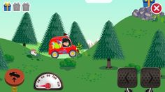 Pepi Ride app: One of the best, fun new road trip apps for kids