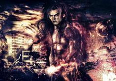 Goku Ssj4 realistic by Shibuz4.deviantart.com on @DeviantArt