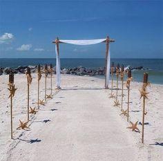 Decorar una Boda en la Playa 26