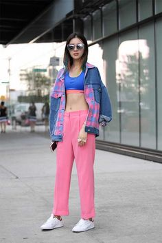 Street Style Special: Pink | Fashion, Trends, Beauty Tips & Celebrity Style Magazine | ELLE UK