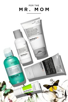 Mr. Mom Gift Inspiration: Anthony Logistics Essential Traveler Kit #Sephora #mothersday #giftideas #gifts